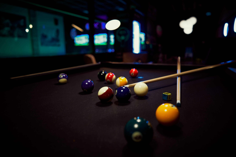 Buddy's Bowling & Biljart arrangement